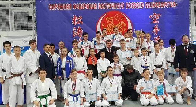 10-11 ноября 2018 г. в г. Муравленко (ЯНАО) проходило Открытое Первенство Ямало-Ненецкого Автономного округа по ВБЕ сётокан